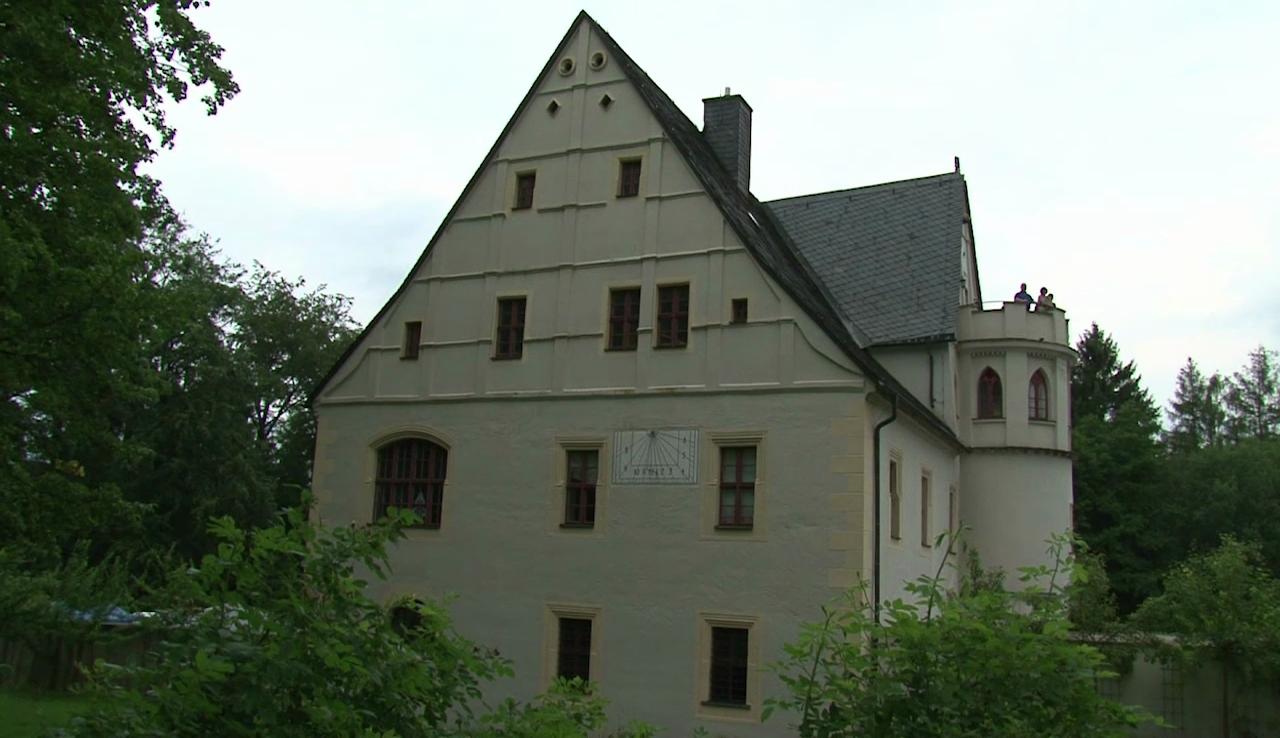 Im Herrenhaus in Forchheim waren die Türen geöffnet