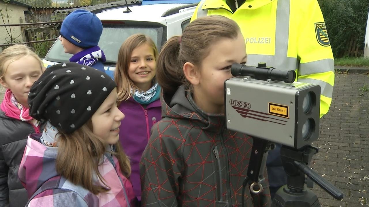 Blitz für Kids machte Station in Blumenau
