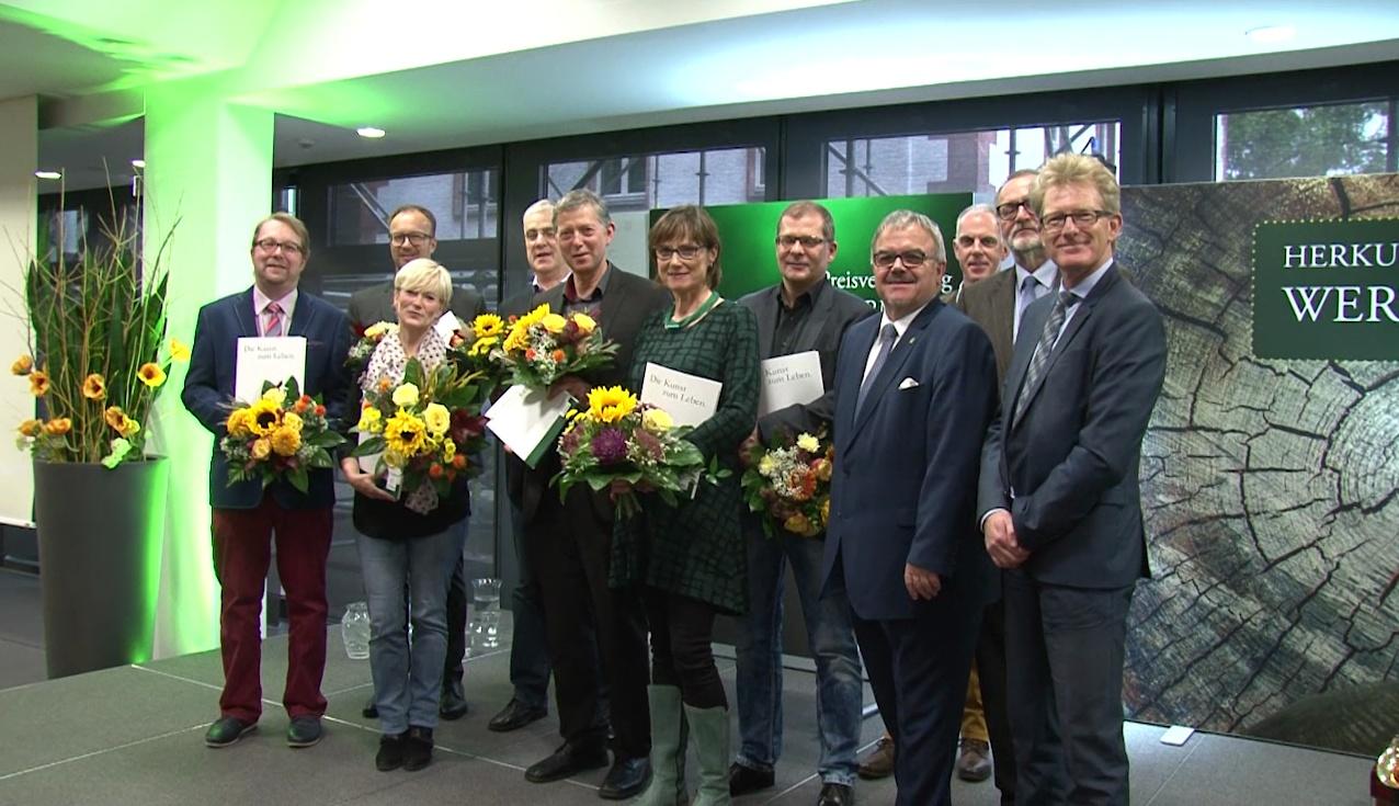 MEF Wochenrückblick mit der Verleihung des Preises Tradition und Form