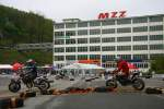 Supermoto in Zschopau